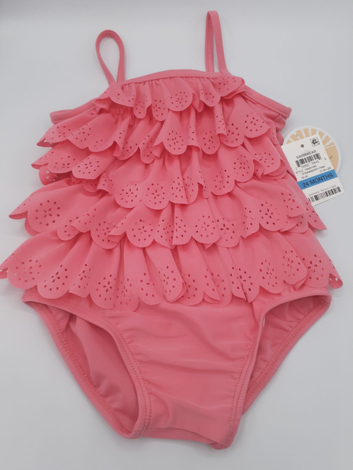 GIRLS SWIMSUIT NWT 24M FIRST IMPRESSIONS