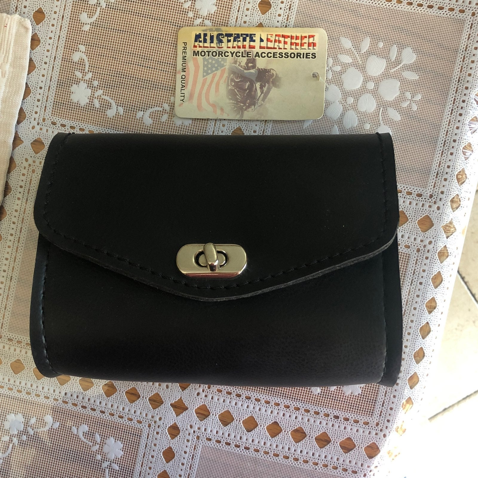 Motorcycle Windshield Bag Small Plain