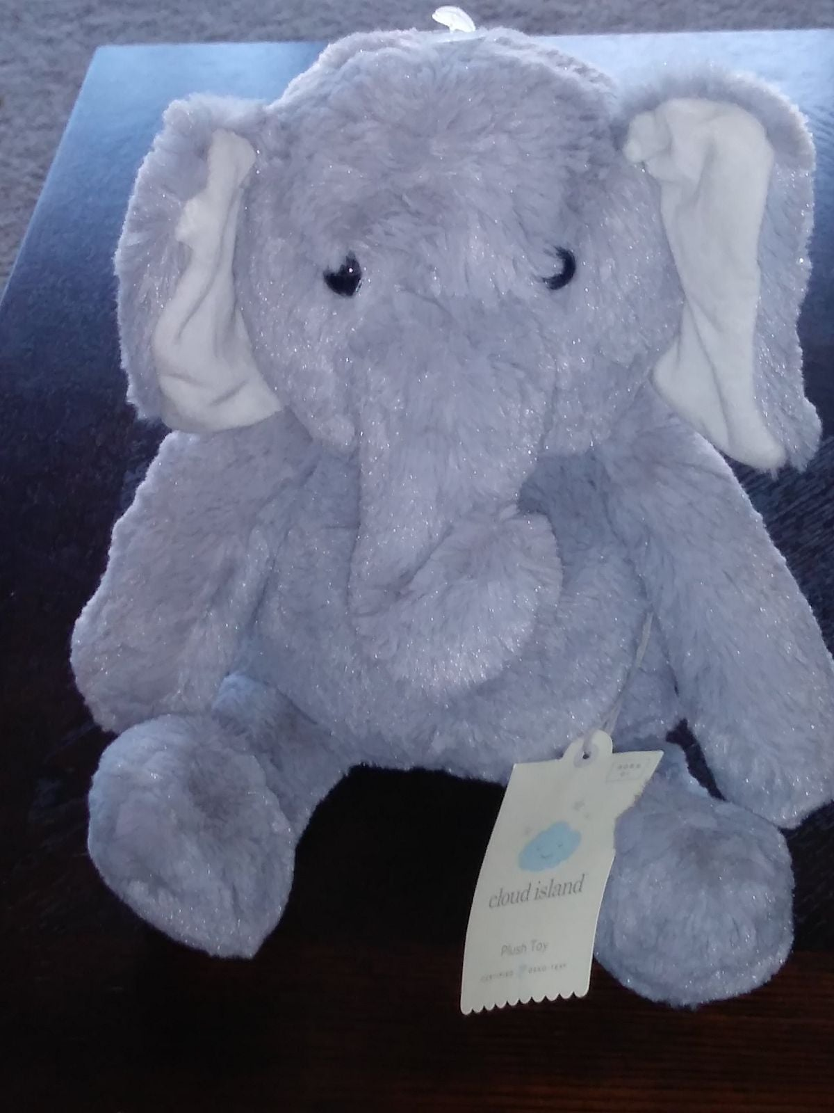 Cloud Island Elephant Plush Toy NWT