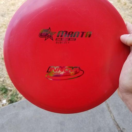 Innova Manta Disc Golf