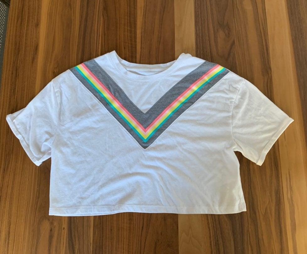 So Crop T-shirt