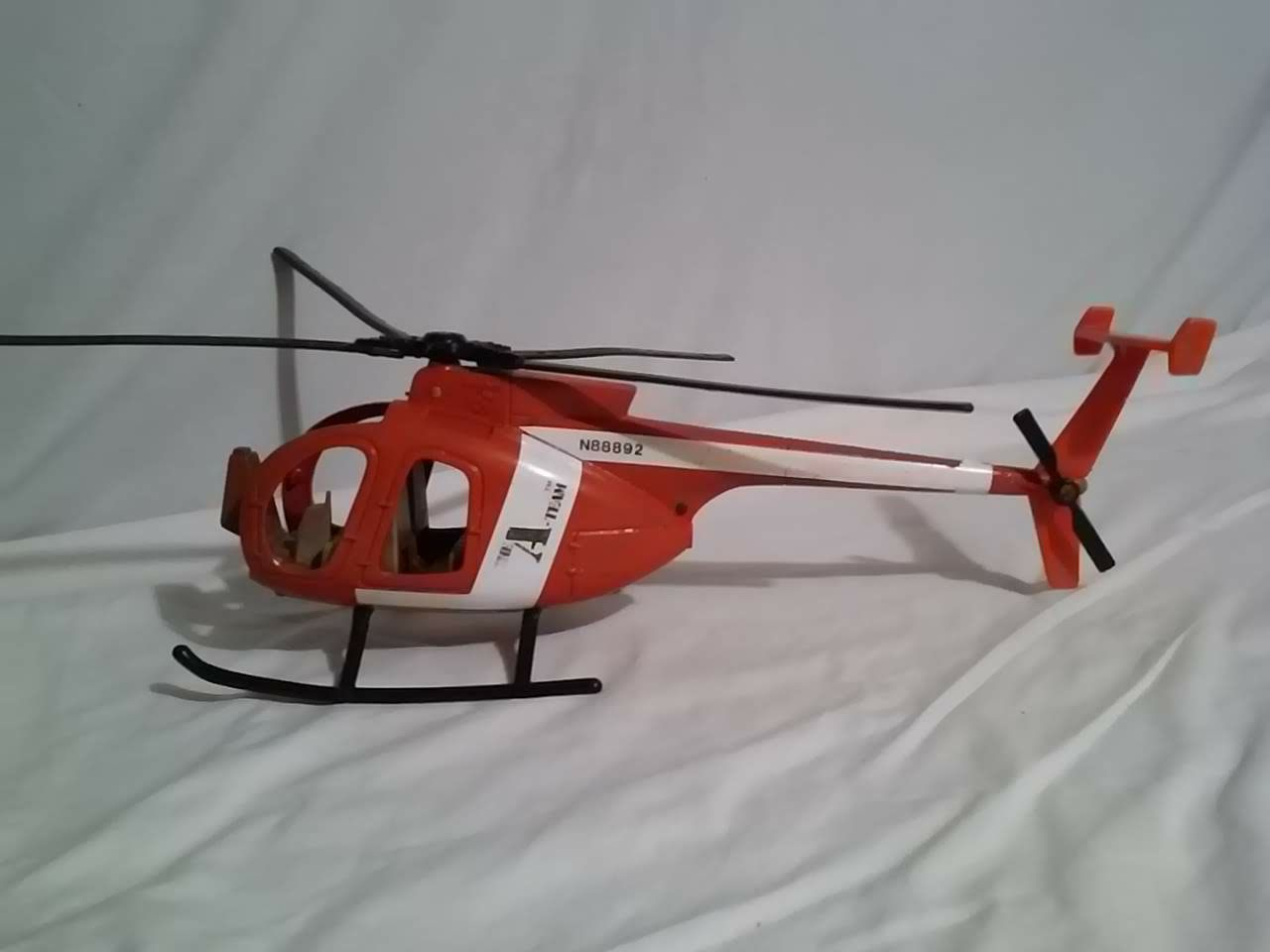 A Team Helicopter