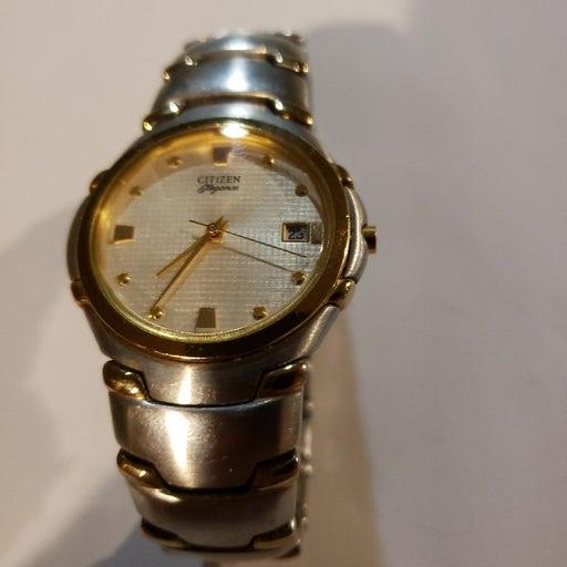 Citizen Elegance signature watch