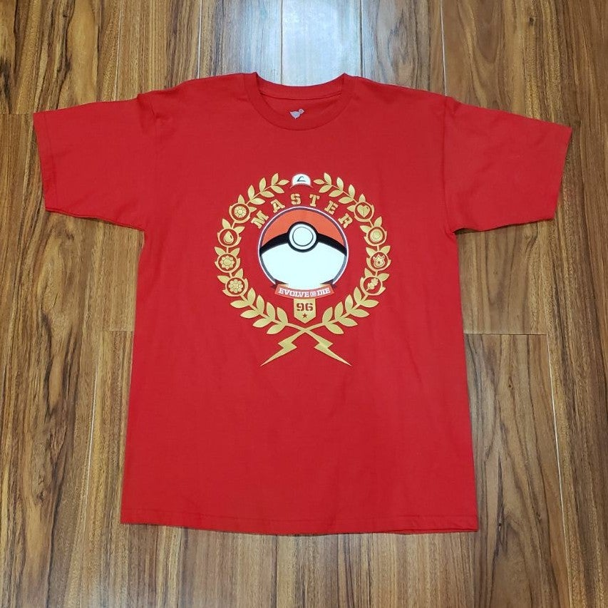 Pokemon Pokeball TeeFury Graphic Shirt