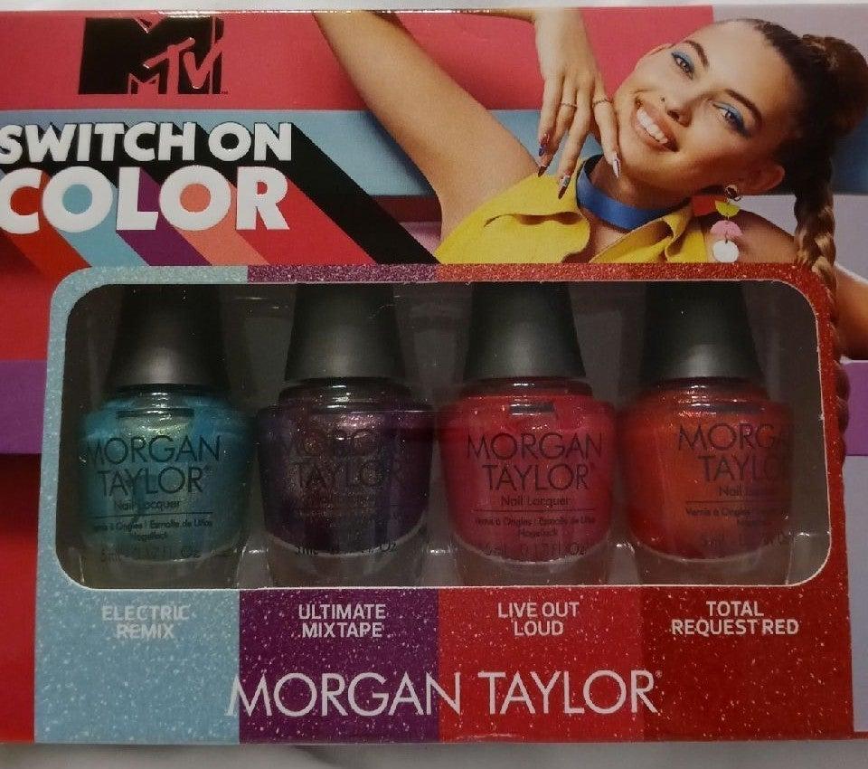 Morgan Taylor Nail Polish Bundle