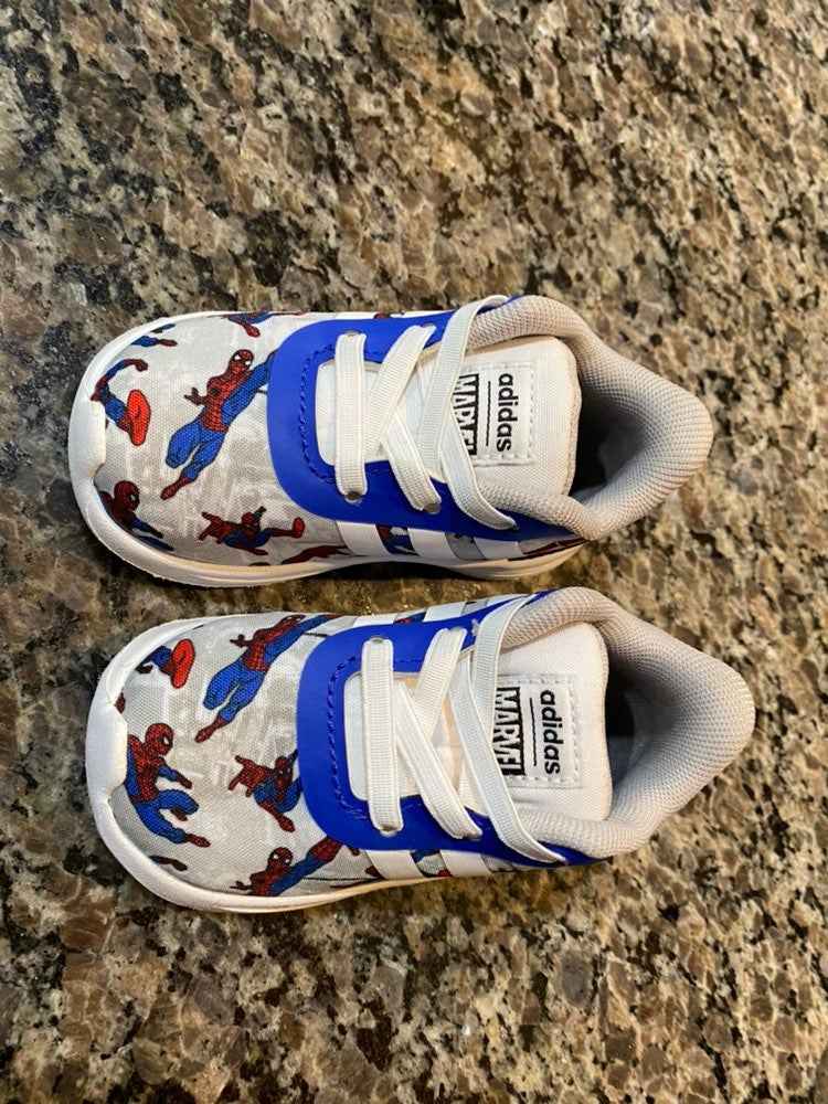 Baby spiderman shoes 4
