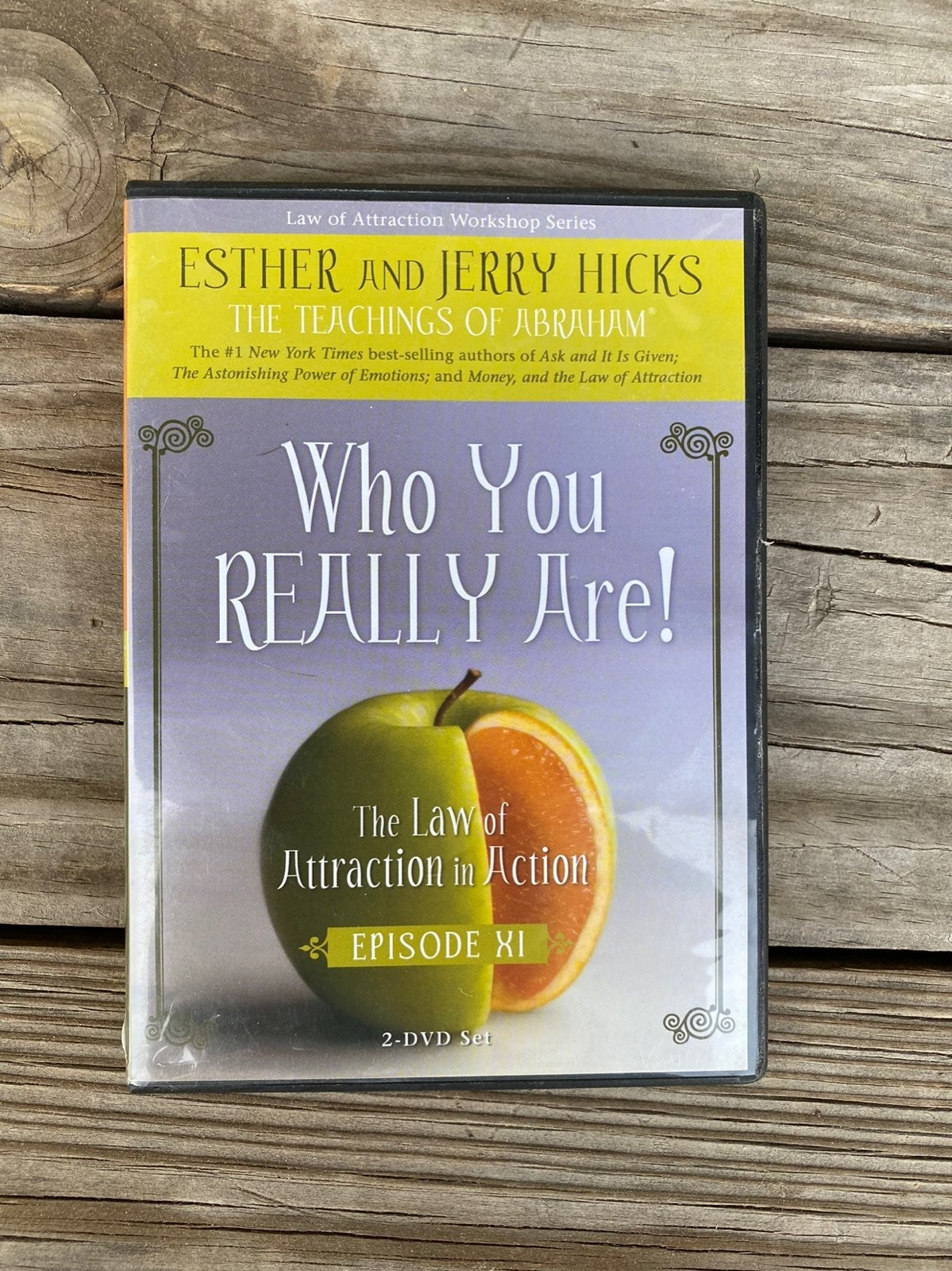 Who You Really Are-Esther & Jerry Hicks