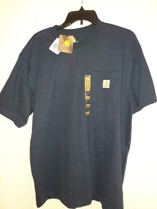 Carhart T-Shirt With Pocket NWT