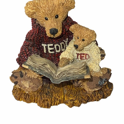 Boyds Bears and Friends 1993 Ted and Teddy