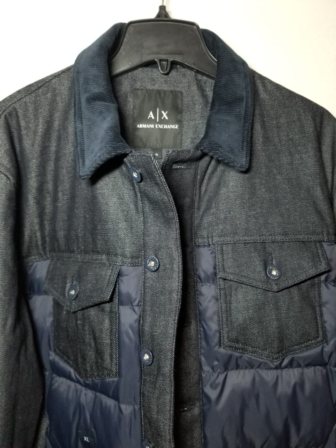 """NWT"" jacket Armani exchange"
