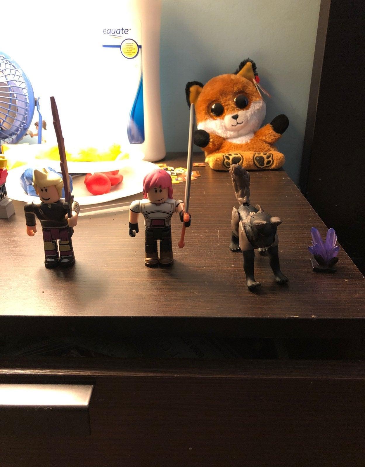 Swordburst online roblox figures