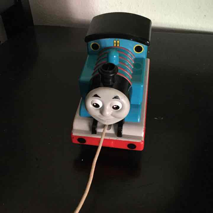 Thomas the train pull along toy