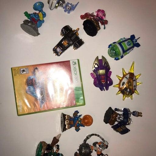 Skylanders: SuperChargers on Xbox 360