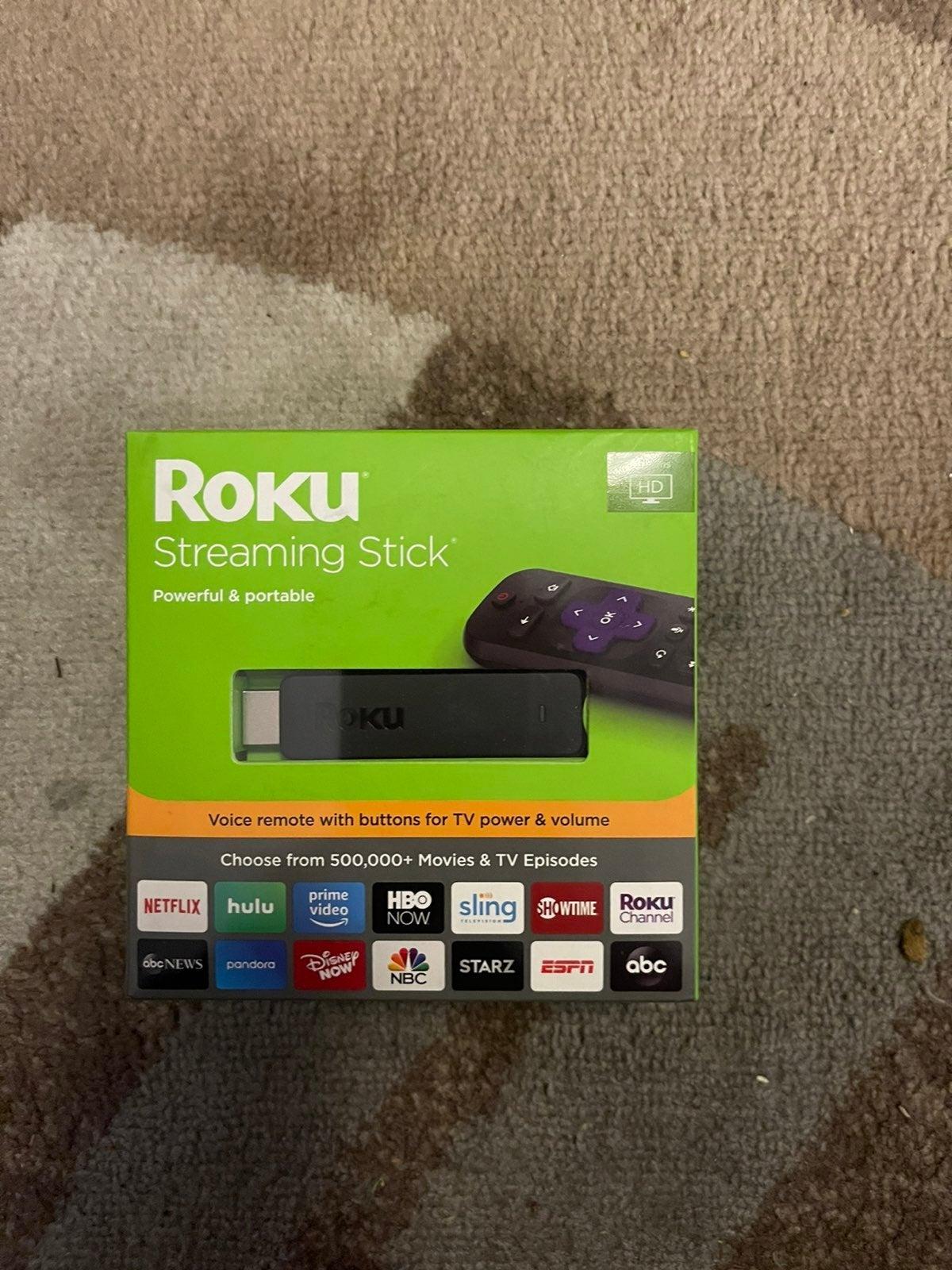 Roku Streaming Stick Plus