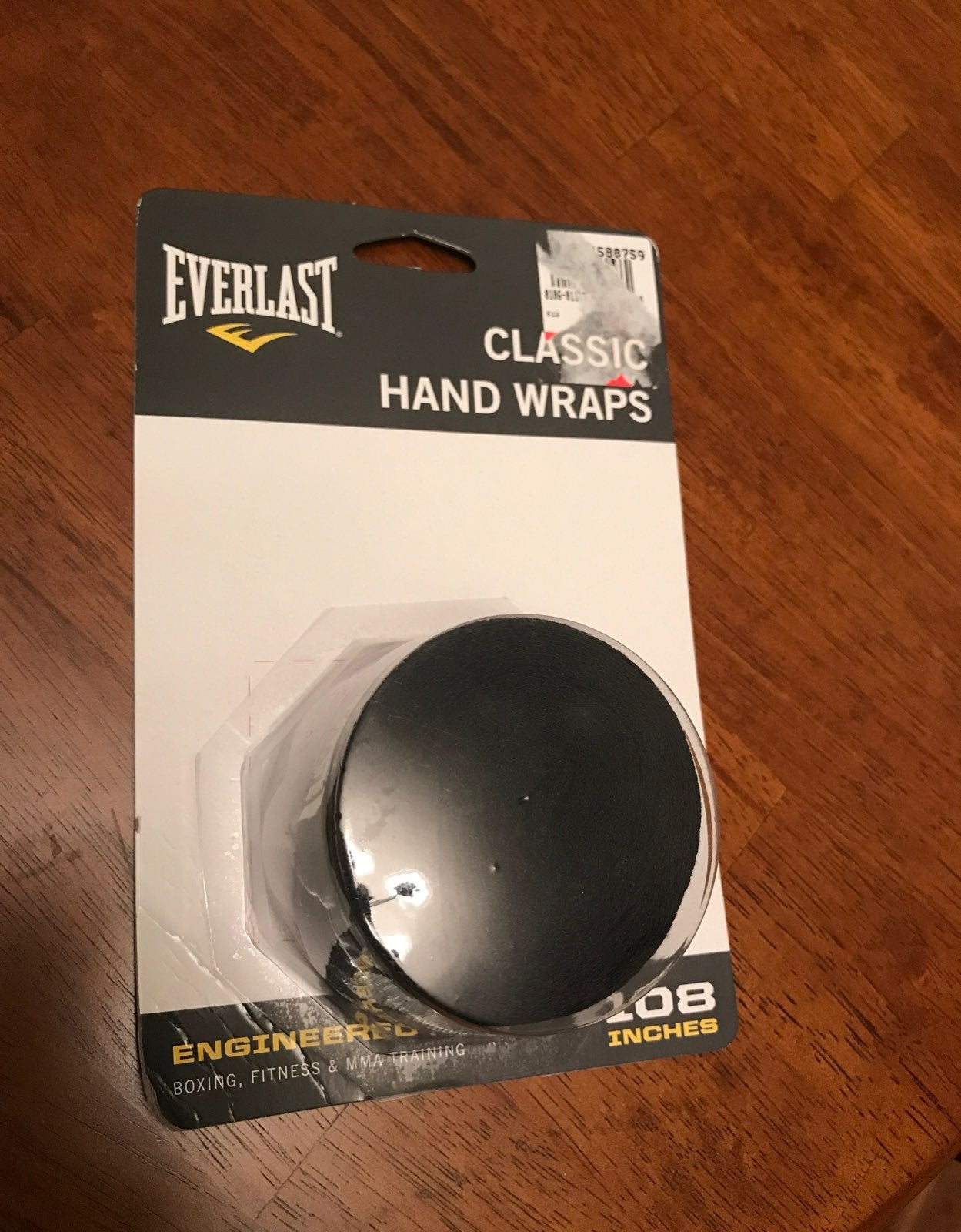 New Everlast Boxing Hand Wraps