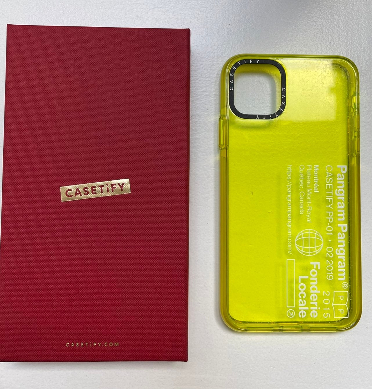 iPhone 11 Pro Max Casetify Phone Case