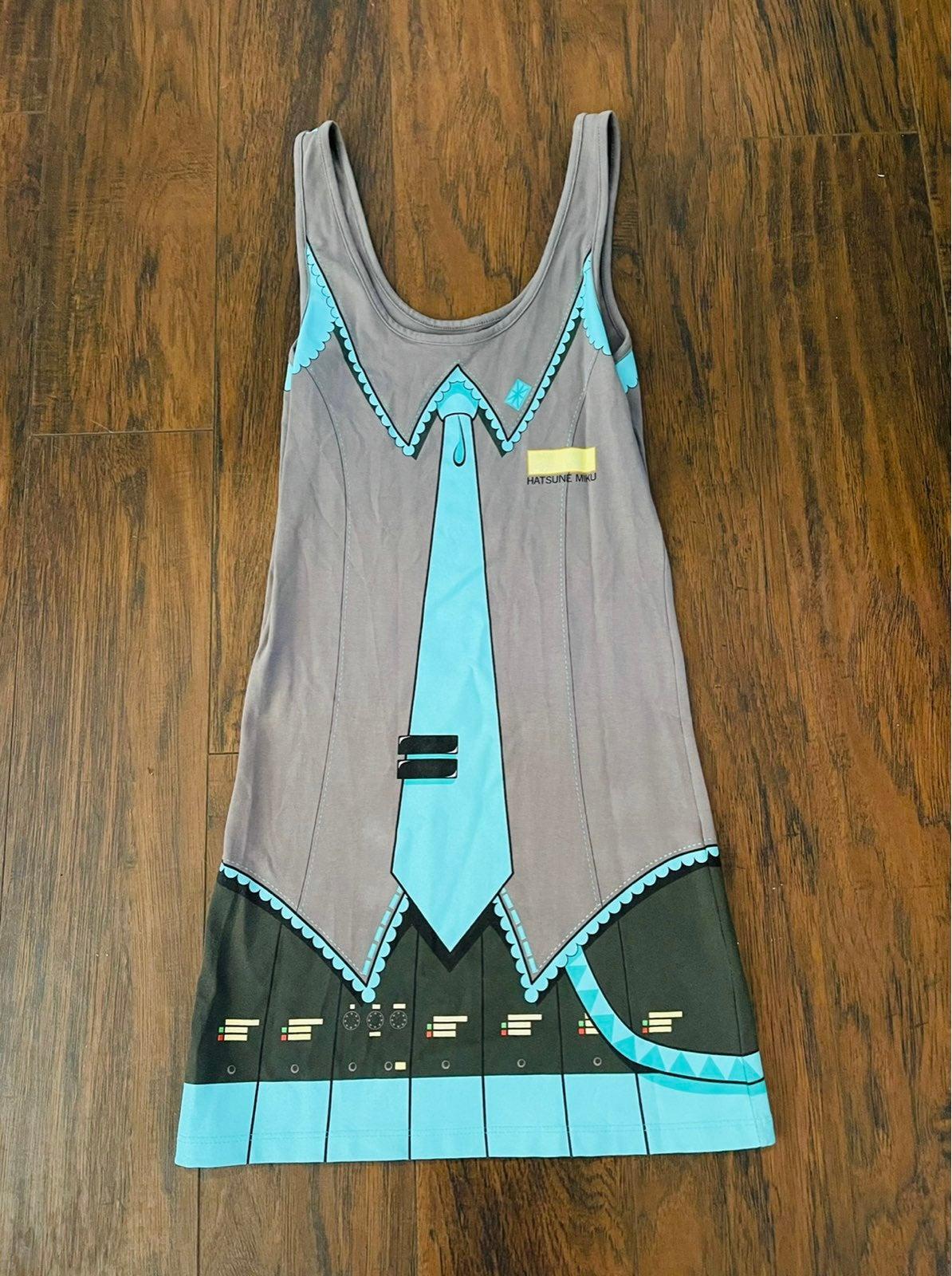 Hatsune Miku Dress