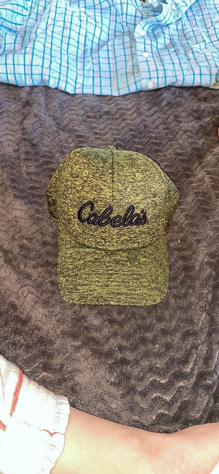 Cabela's cap