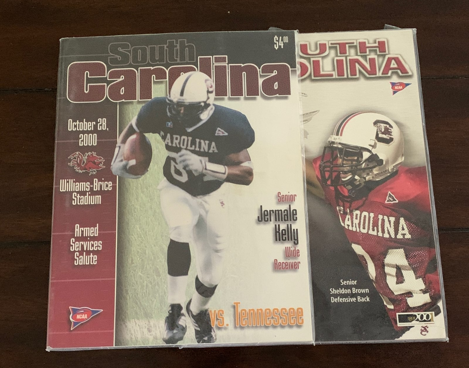 South Carolina Gamecock Souvenir Book
