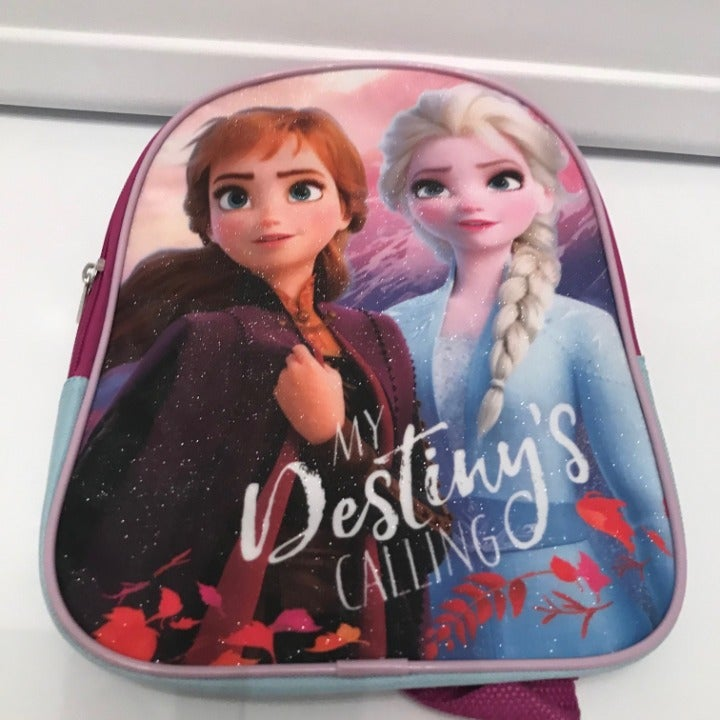Disney Frozen II My Destinys Backpack SM
