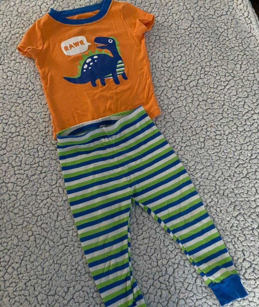 Dino boy pajamas