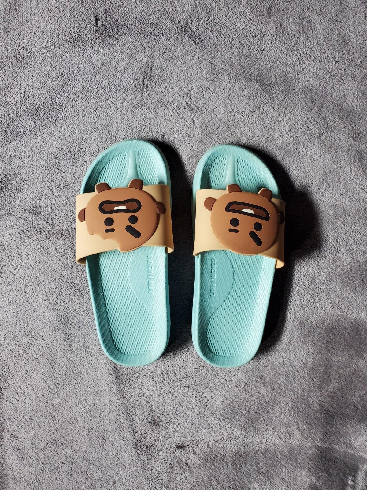 BT21 Shooky house slippers