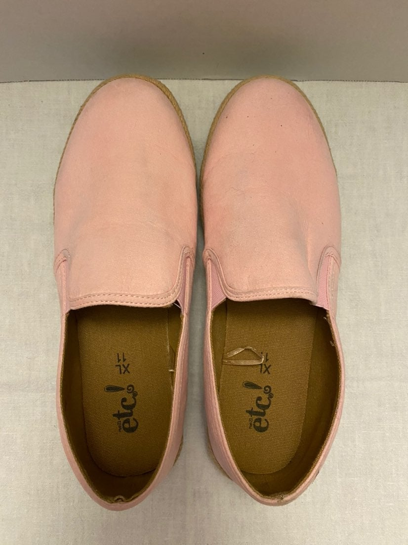 Rue 21 Faux Suede Slip-On Loafer