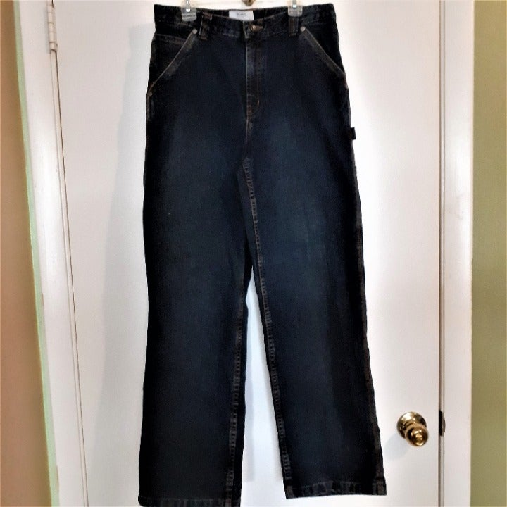 Old Navy blue boot cut jeans Size 16R