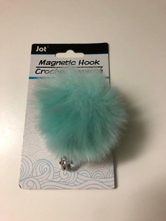 Magnetic Hook Blue Puffy Ball B