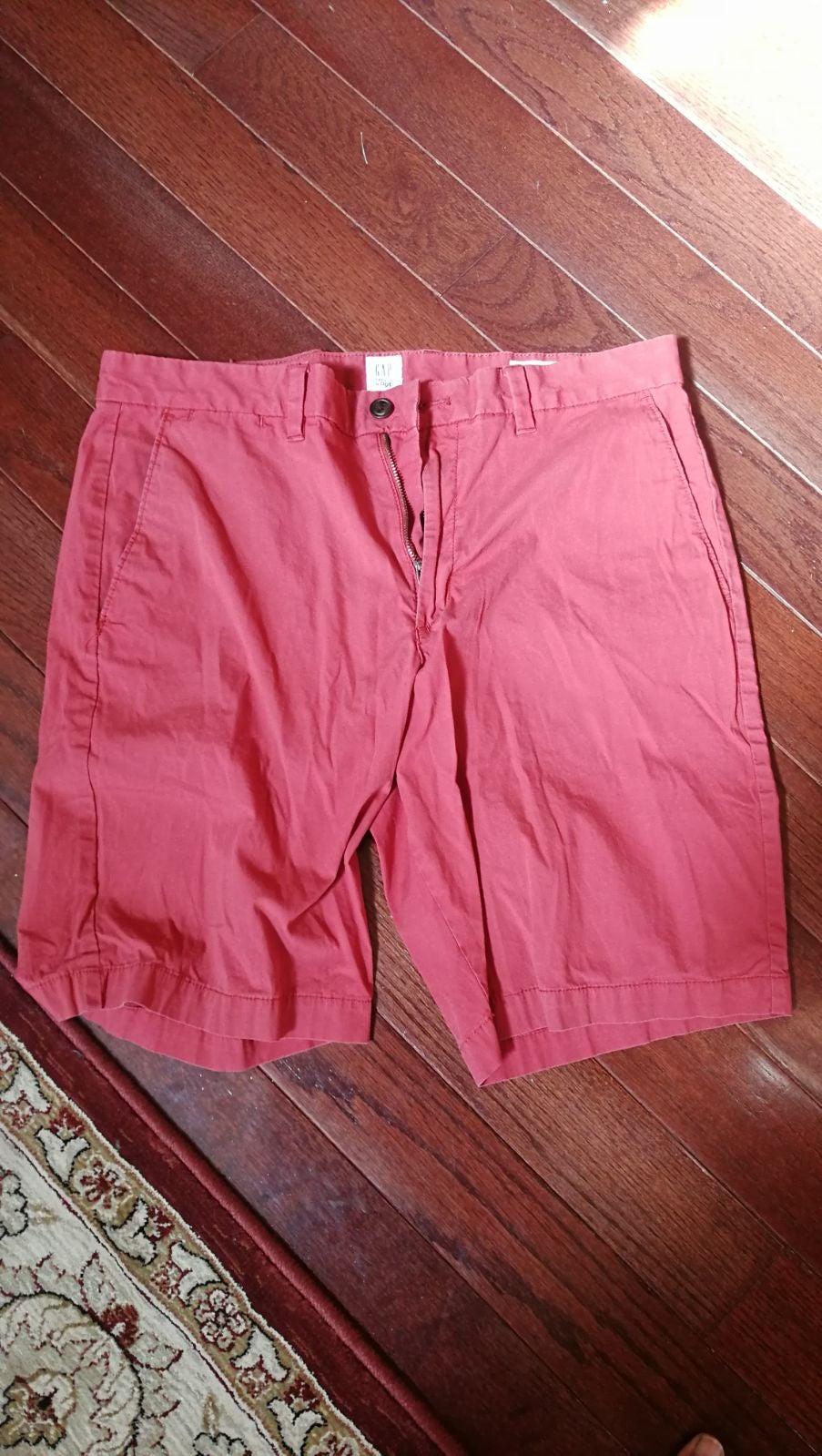 Gap Men's Khaki Shorts