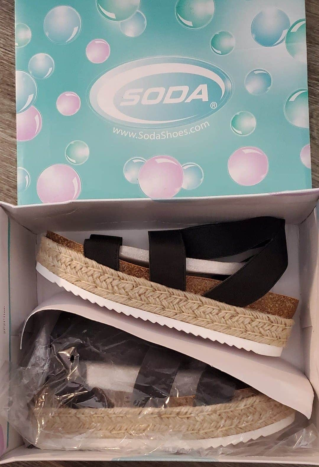 Soda shoes women 6.5