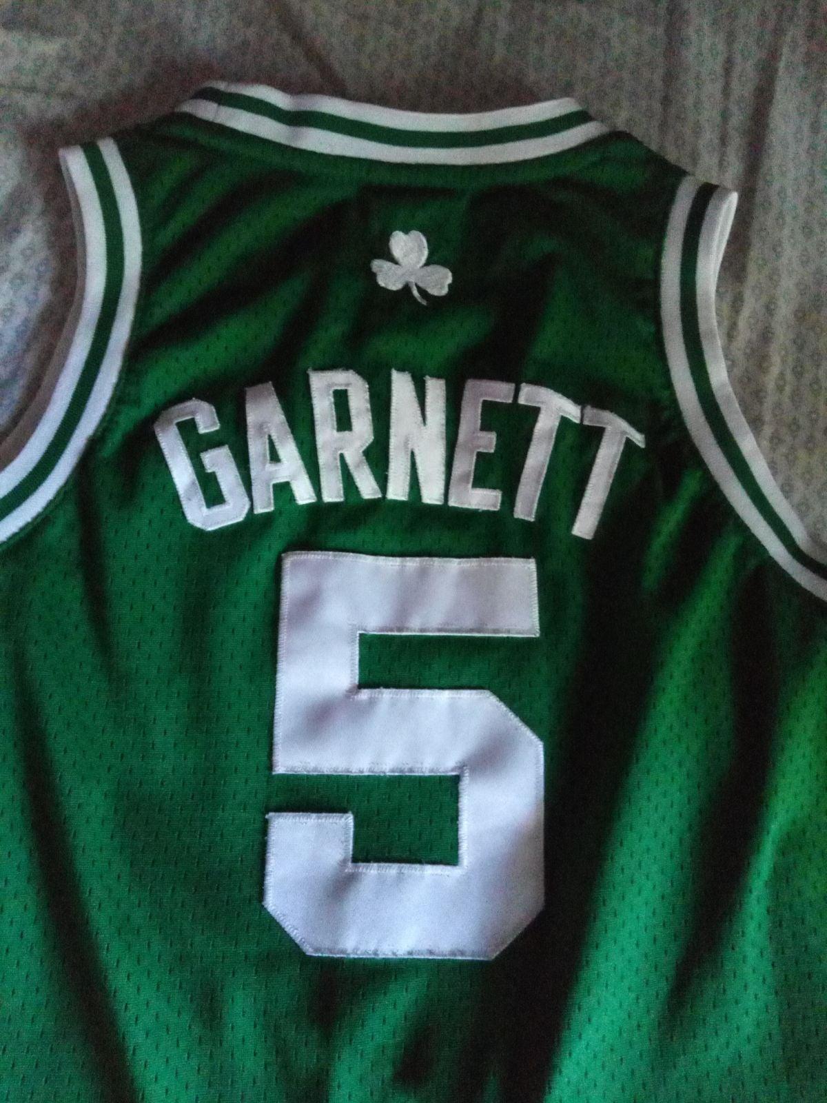 NBA jersey kevein Garrett medium youth