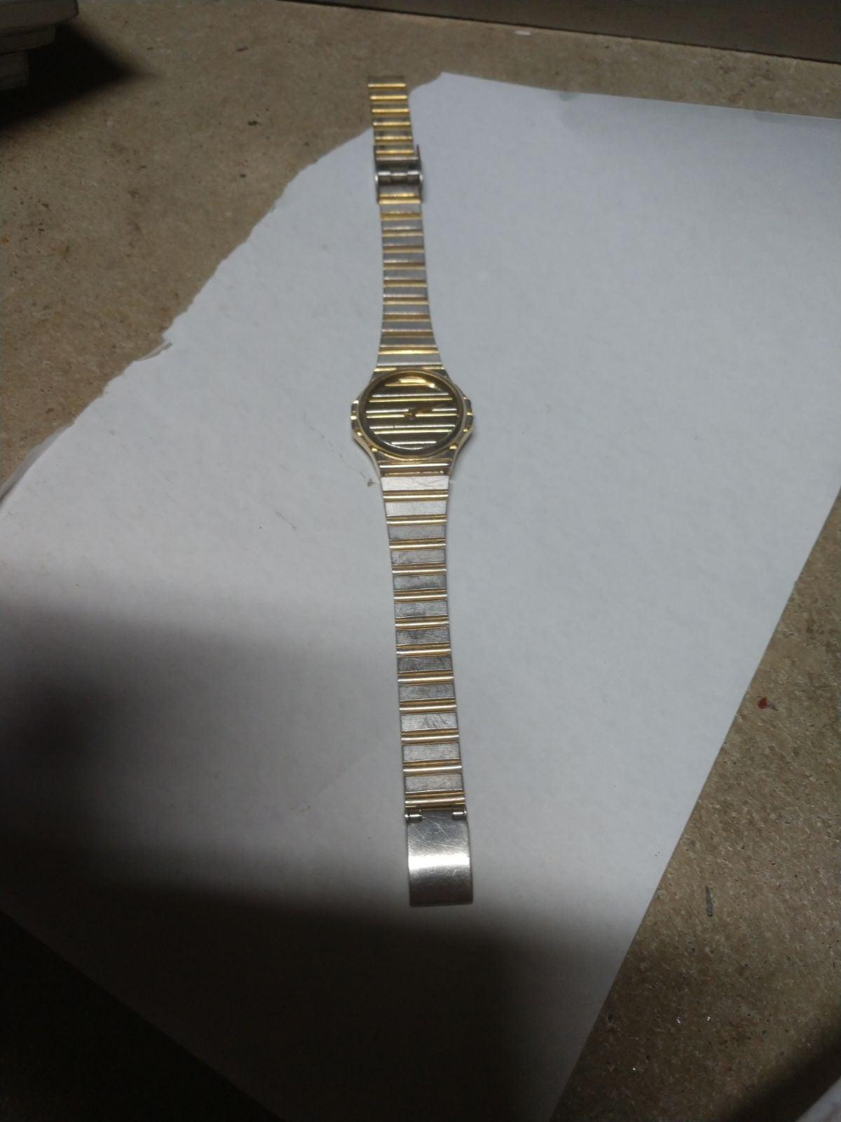 Piaget Vintage Women's Two Tone Watch