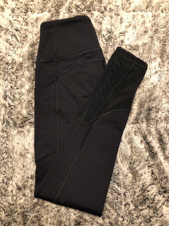 PINK VSBlack Mesh legging pant Yoga XS