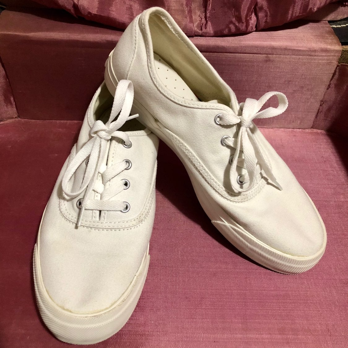PRO-Keds Lo Athletic Shoes Sneaker White