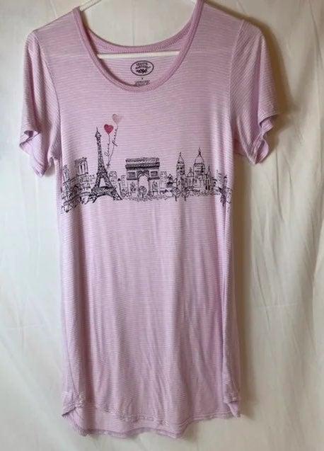 Laura Ashley Paris Night Shirt S