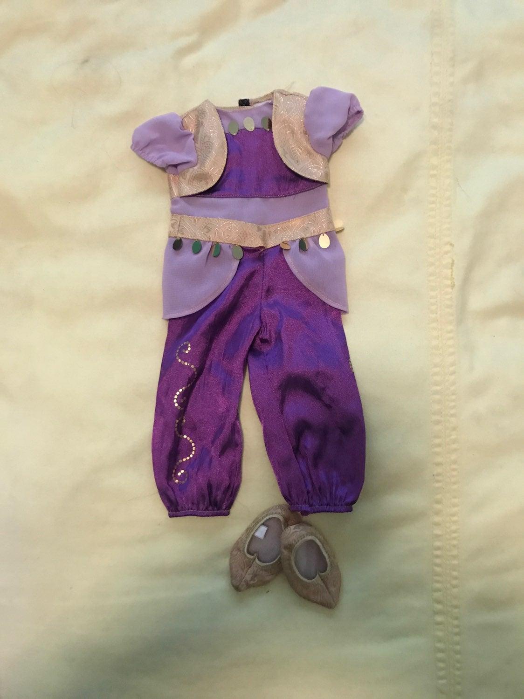 American Girl Genie costume