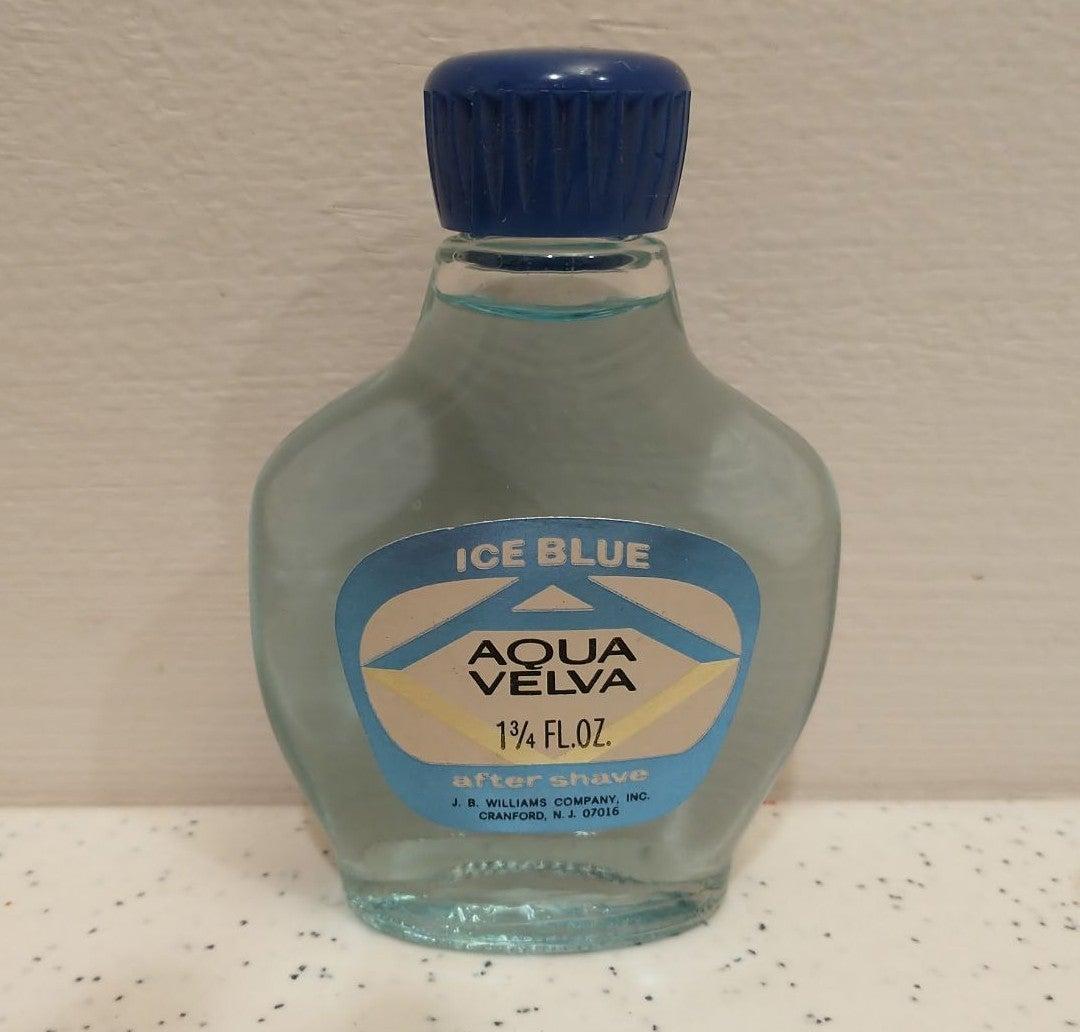 Vintage Aqua Velva Ice Blue After Shave
