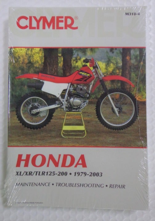 Honda XL/XR/TLR125-200 1979-2003