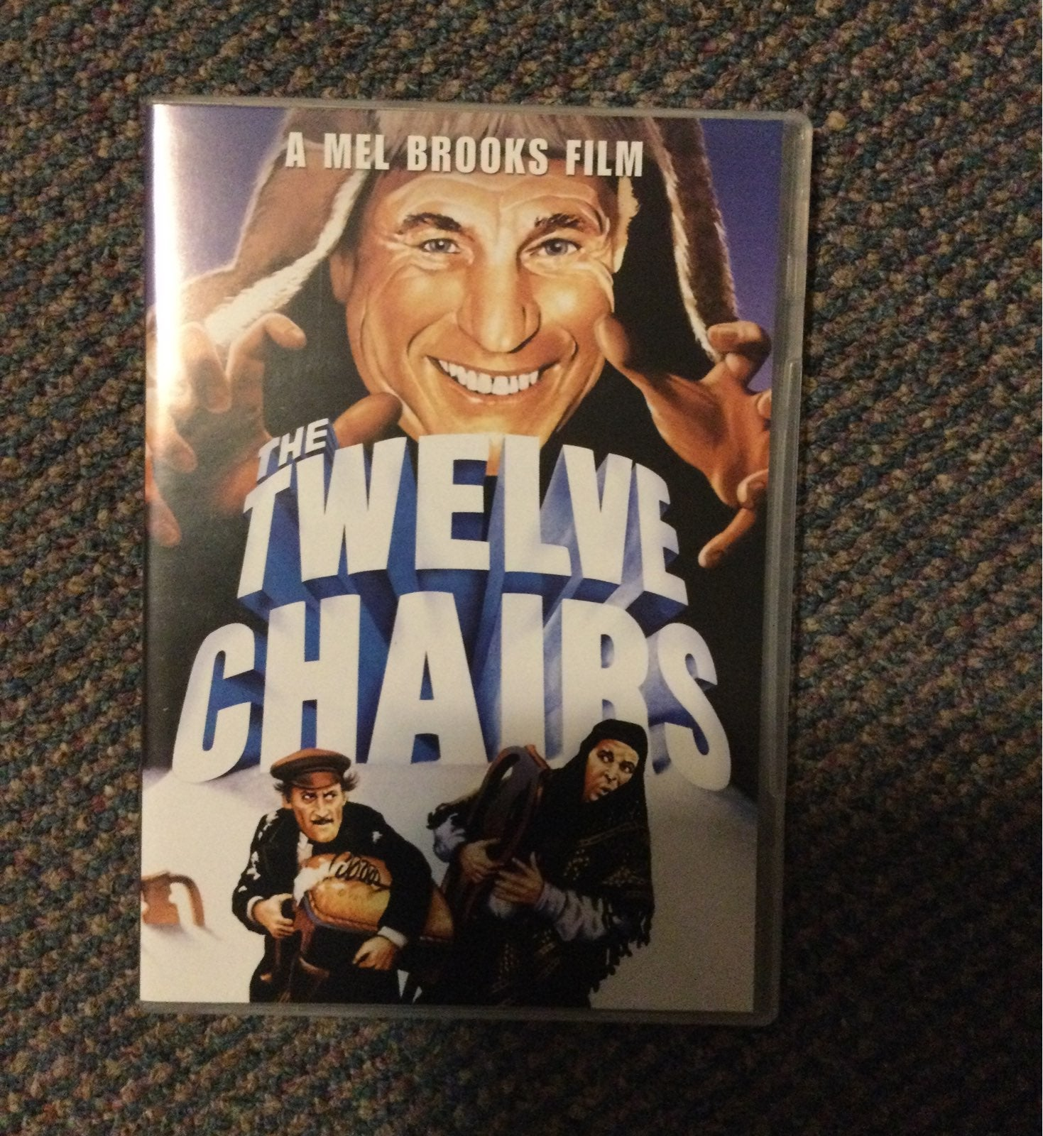 The Twelve Chairs DVD