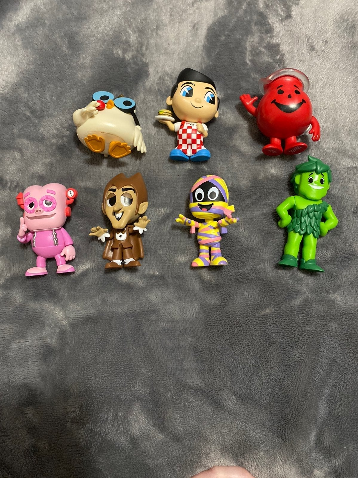 ad icon mystery mini lot