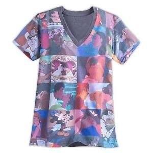Disney Parks Classic Movies T-Shirt M