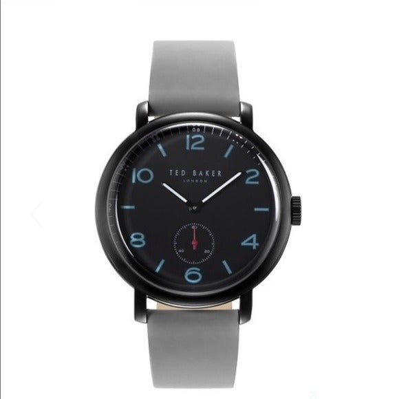 TED BAKER LONDON MEN'S LEATHER STRAP
