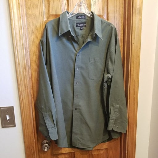 Men's Long Sleeve - Craft & Borrow - Siz