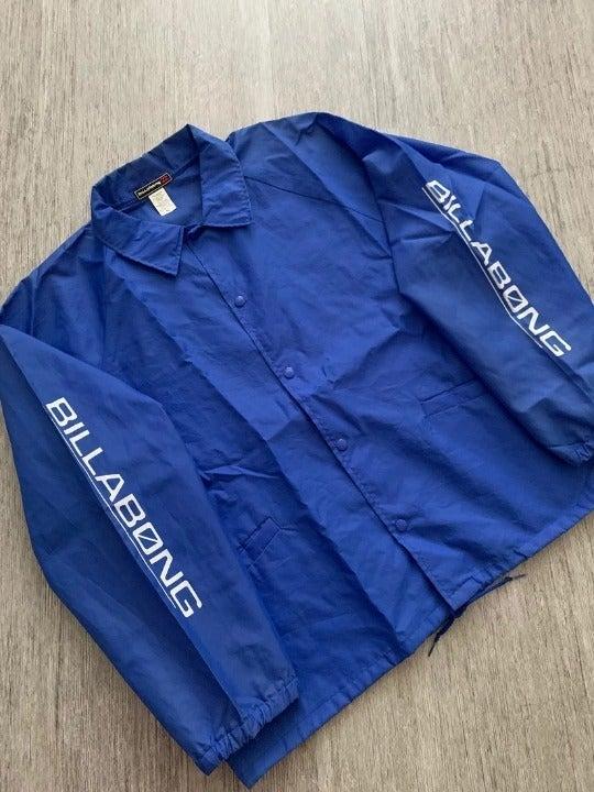 Vintage 1990s Billabong Spellout Jacket