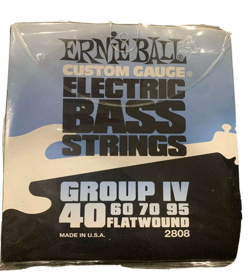Ernie Ball Electric Bass Strings - 40-95