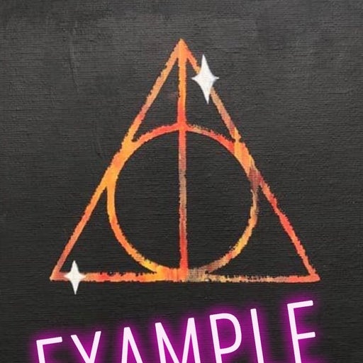 Harry Potter Art *read bio*