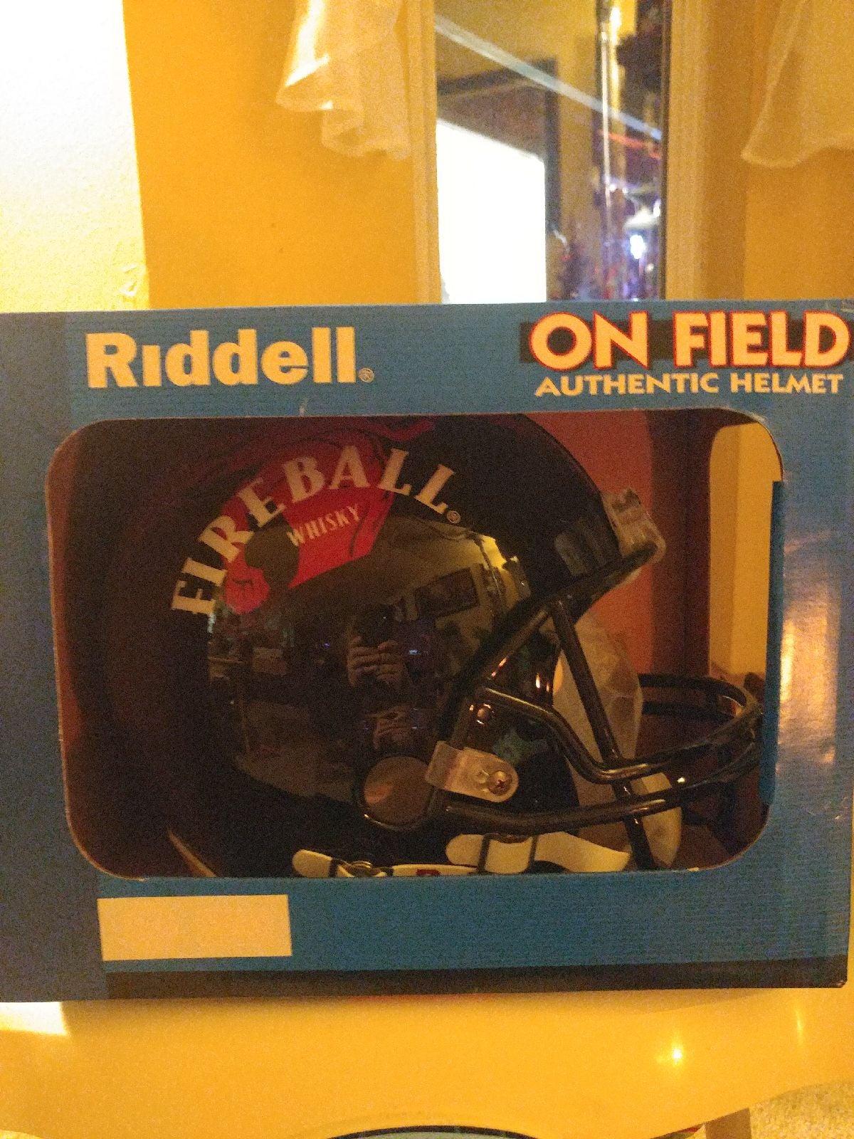 Riddell Fireball Whiskey  Helmet