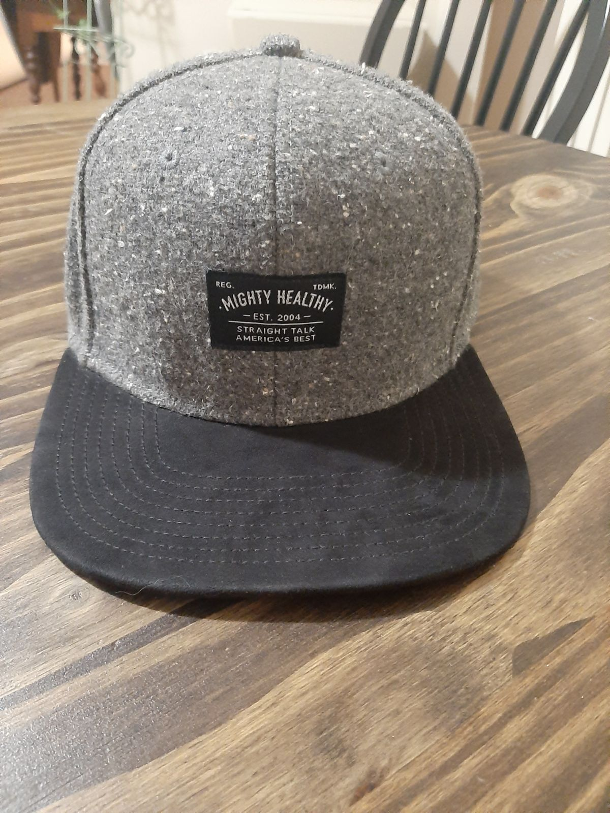 Mighty Healthy snap back hat