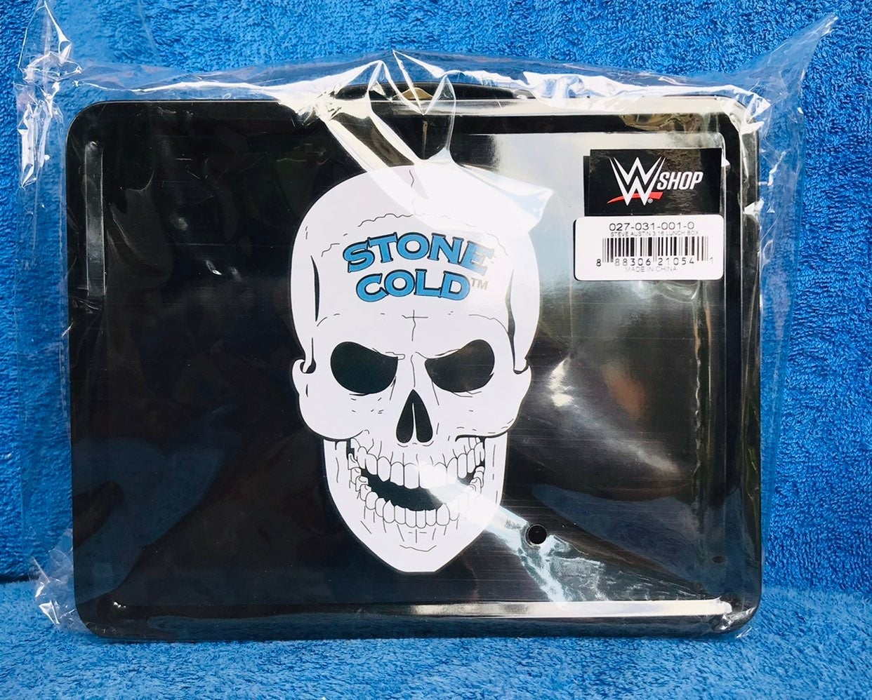 Stone Cold Steve Austin: Lunch Box